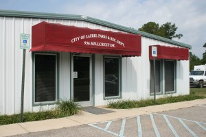 Parks and Recreation offices