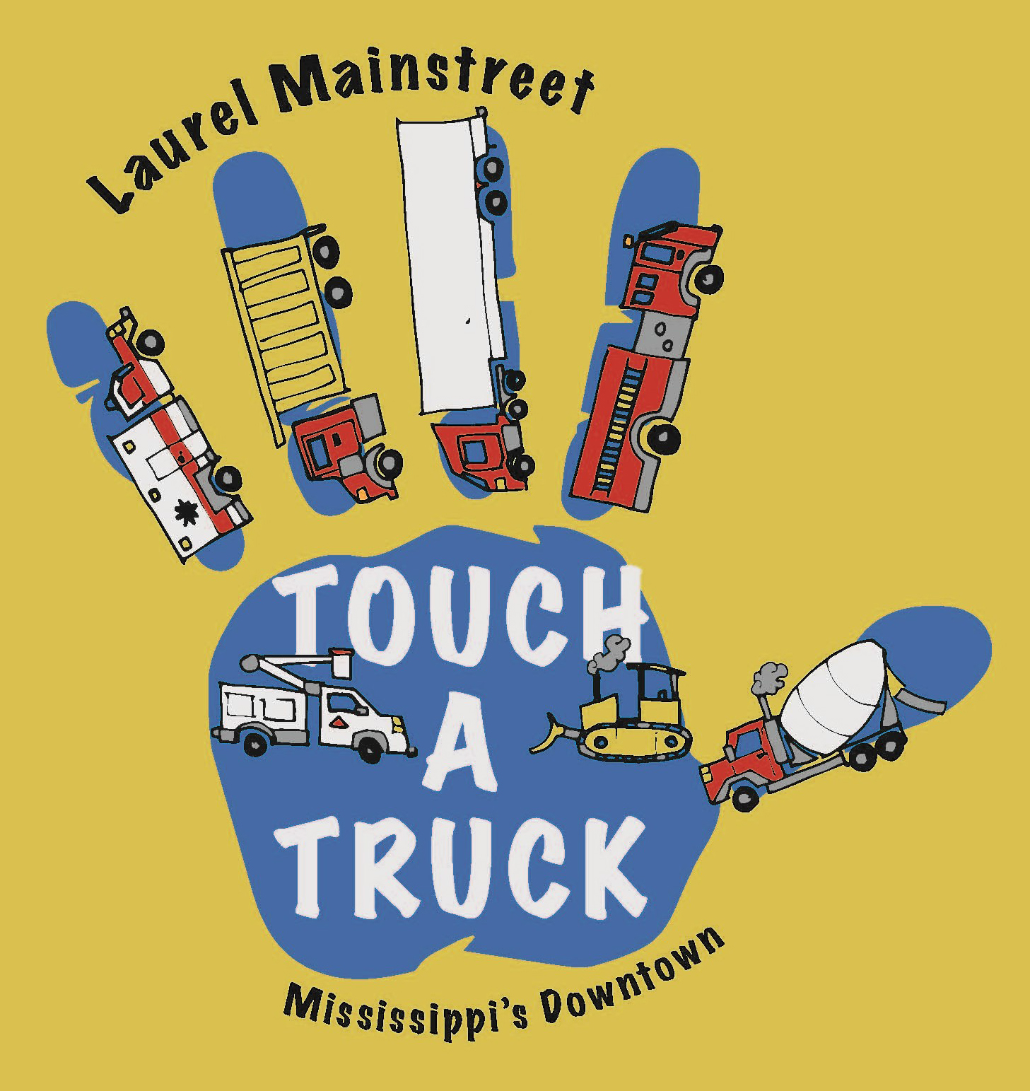 The City of Laurel, Touch A Truck