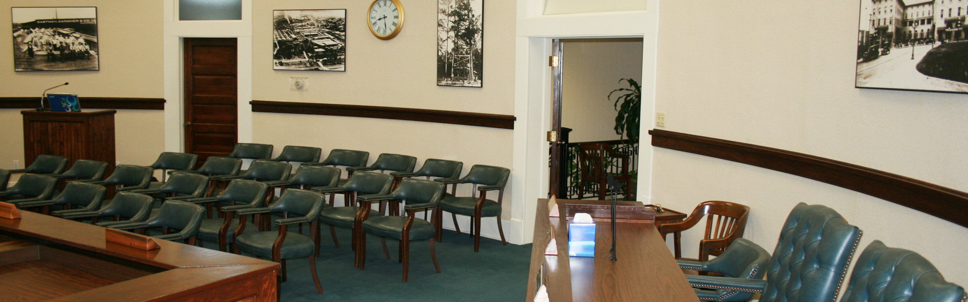 Laurel City Council Chambers