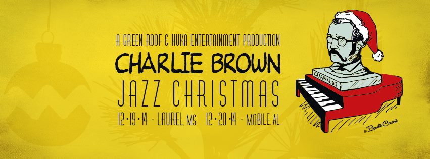 The City of Laurel, 6th Annual Charlie Brown Christmas Jazz Concert