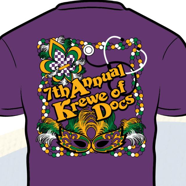The City of Laurel, 7th Annual Krewe of Docs