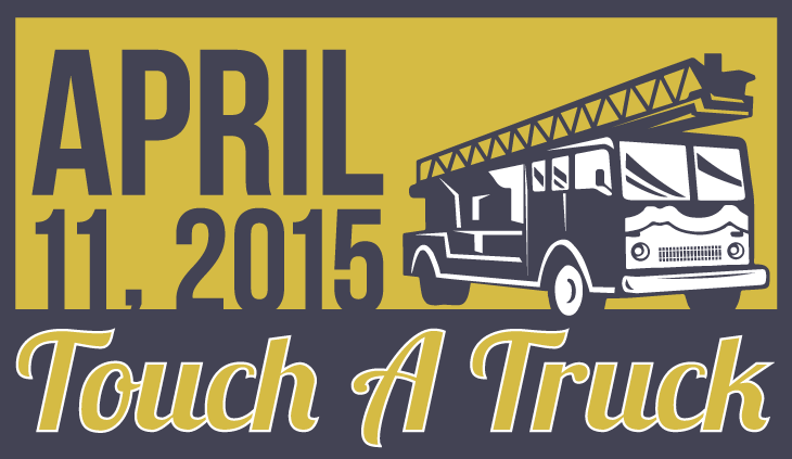 The City of Laurel, Touch-A-Truck 2015