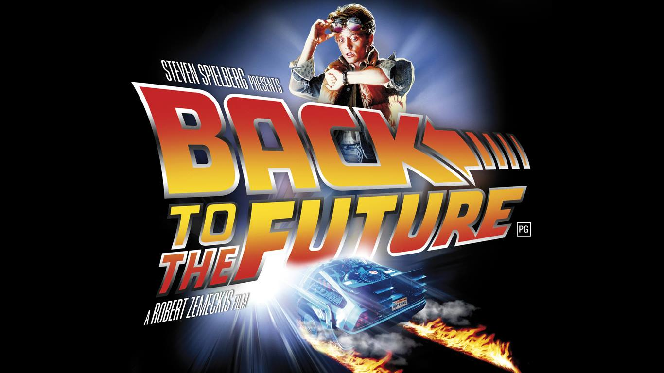 The City of Laurel, Downtown Movie Night: Back To the Future