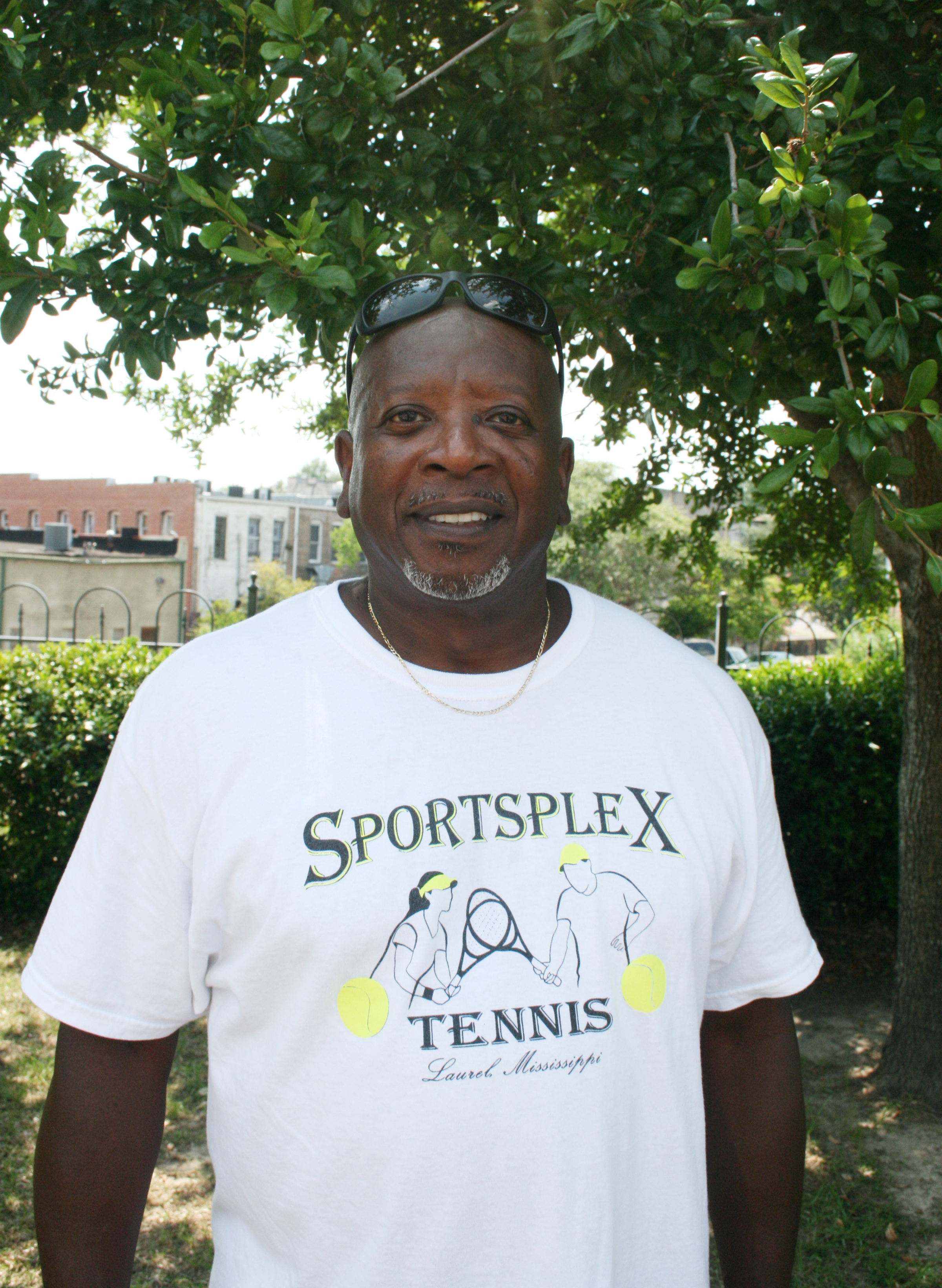 Local Tennis Pro Earns Ptr Certification The City Of Laurel Msthe