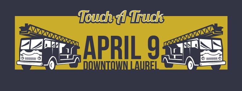 The City of Laurel, Touch-A-Truck 2016