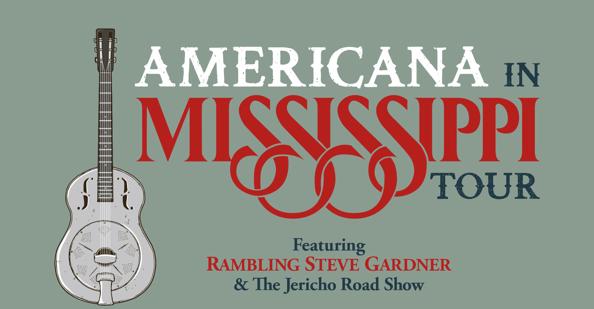 The City of Laurel, Americana in Mississippi Tour