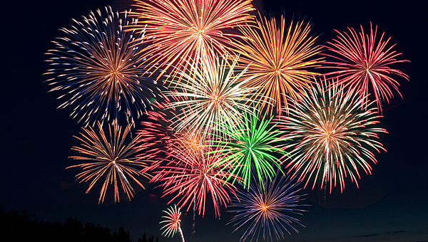 The City of Laurel, Independence Day Fireworks