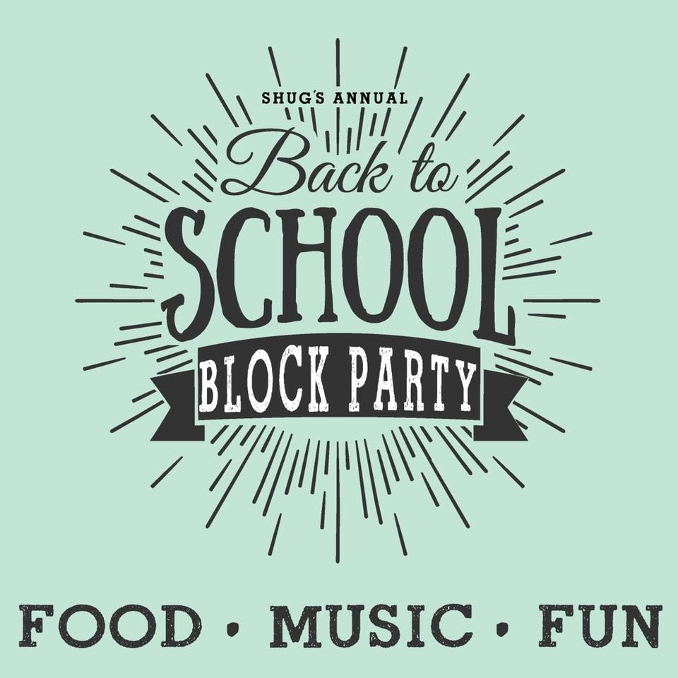 The City of Laurel, Back to School Block Party