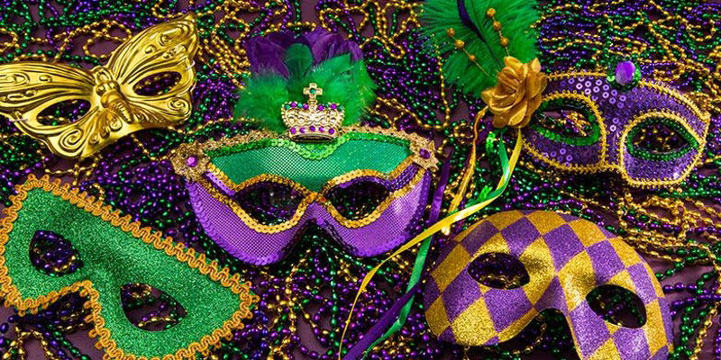 The City of Laurel, Fraternal Order of Police Krewe of Blue Mardi Gras Parade