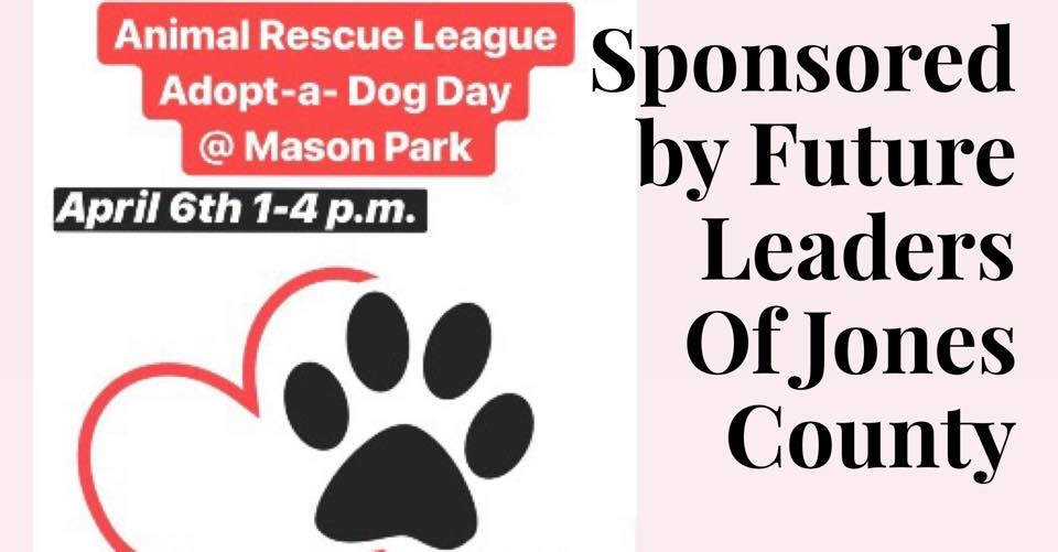 The City of Laurel, Animal Rescue League Adopt – A – Dog Day