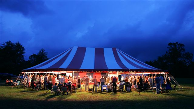 The City of Laurel, Touching Souls Tent Revival