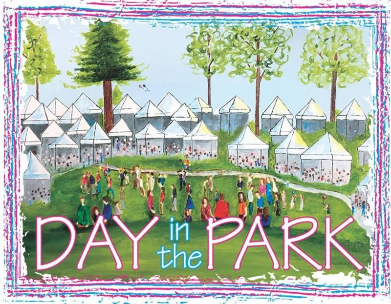The City of Laurel, Laurel Arts League  Annual Day In The Park