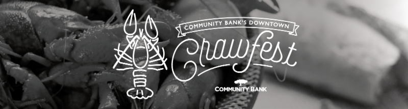 The City of Laurel, Community Bank's Downtown Crawfest