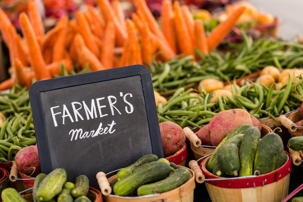 The City of Laurel, Downtown Farmers Market & Movie Night