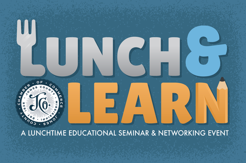 The City of Laurel, Lunch & Learn