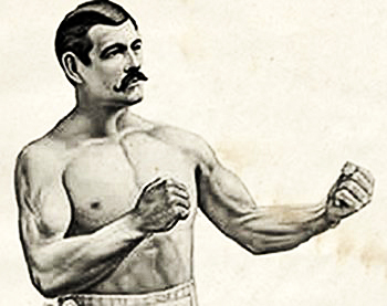 The City of Laurel, Bare Knuckle Boxing Convention