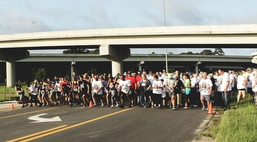 The City of Laurel, Mission At The Cross 5K Run and 2 Mile Walk