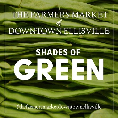 The City of Laurel, The Farmers Market of Downtown Ellisville
