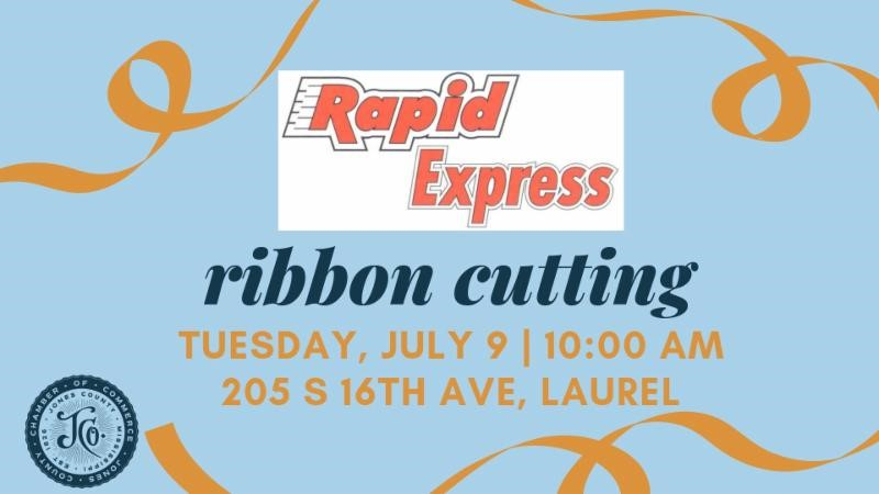 The City of Laurel, TODAY! Rapid Express – Laurel Oil Ribbon Cutting