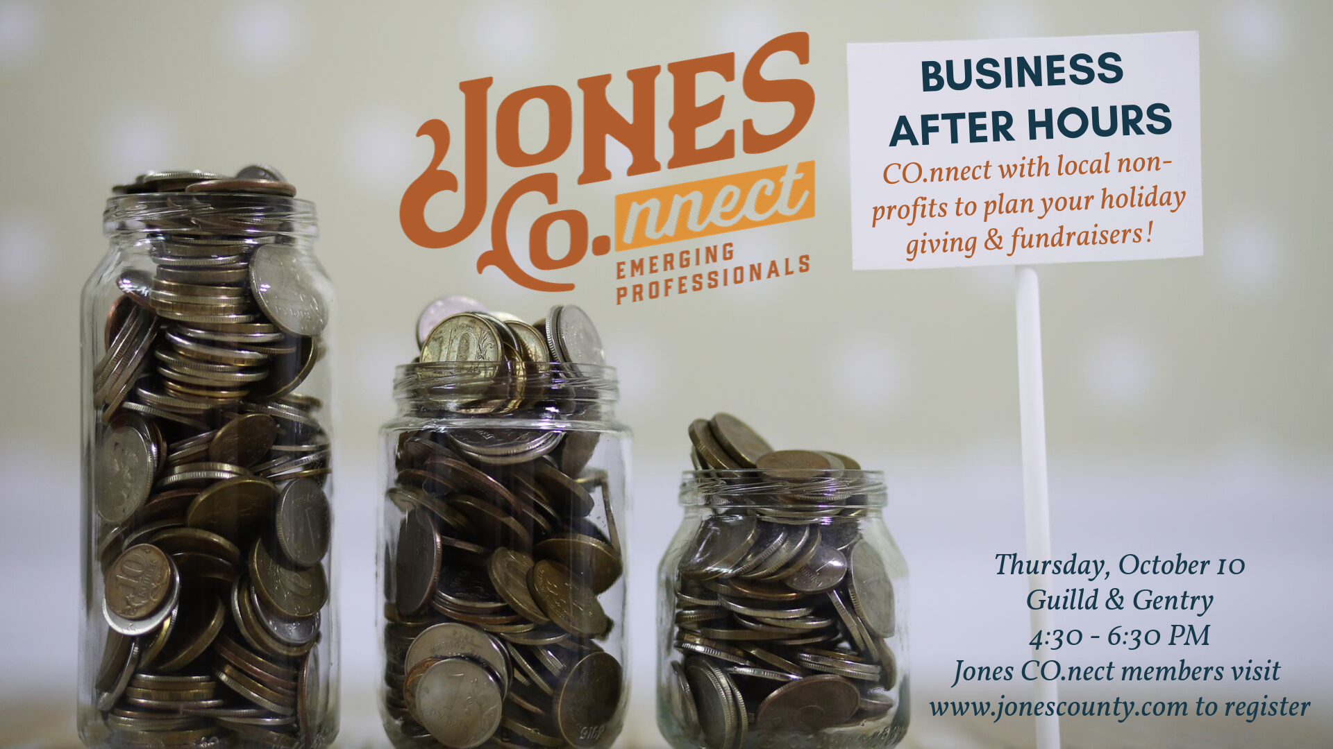 The City of Laurel, Jones CO.nnect Business After Hours