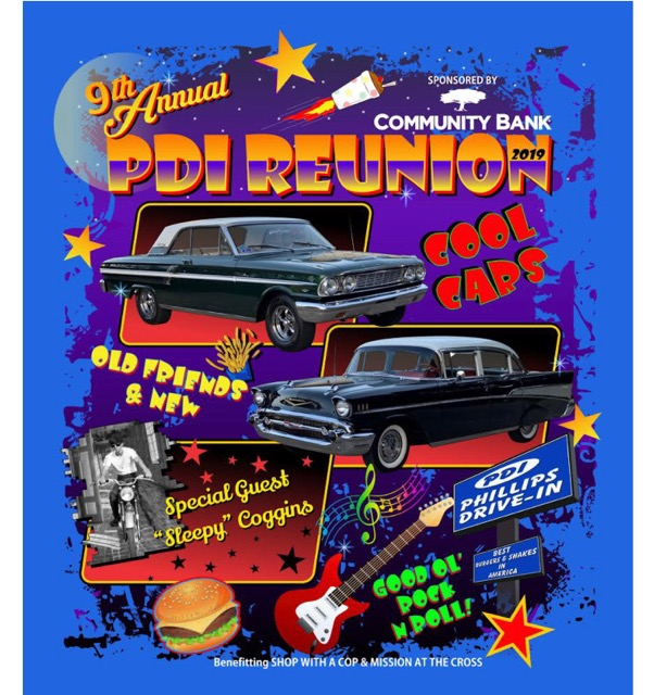 The City of Laurel, 9th Annual PDI Reunion