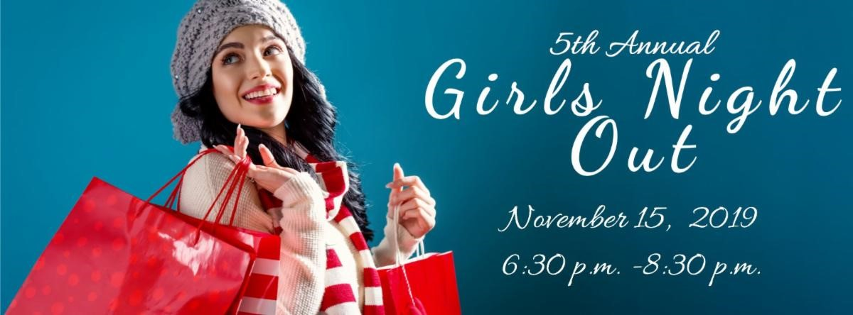The City of Laurel, 5th Annual Girls Night Out