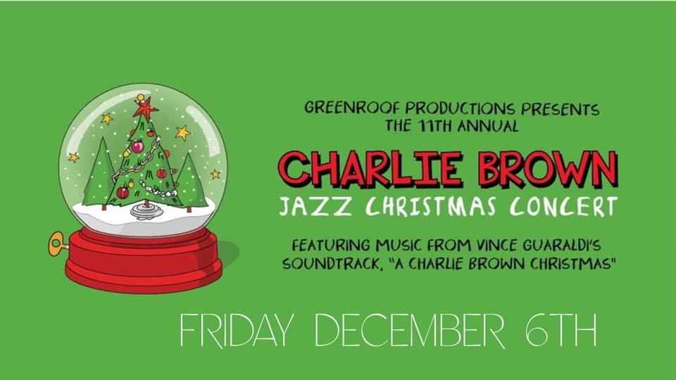 The City of Laurel, Charlie Brown Jazz Christmas Concert