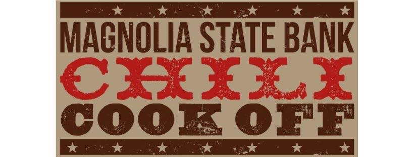 The City of Laurel, Magnolia State Bank Chili Cook Off