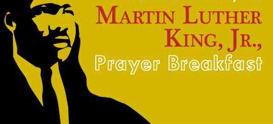 The City of Laurel, Martin Luther King, Jr. Youth Day Prayer Breakfast