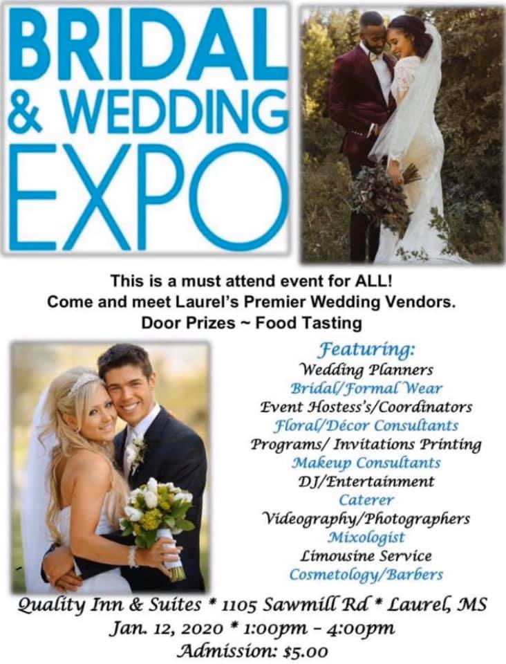 The City of Laurel, Bridal & Wedding Expo