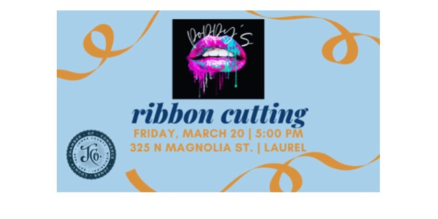 The City of Laurel, Poppy's Boutique Ribbon Cutting