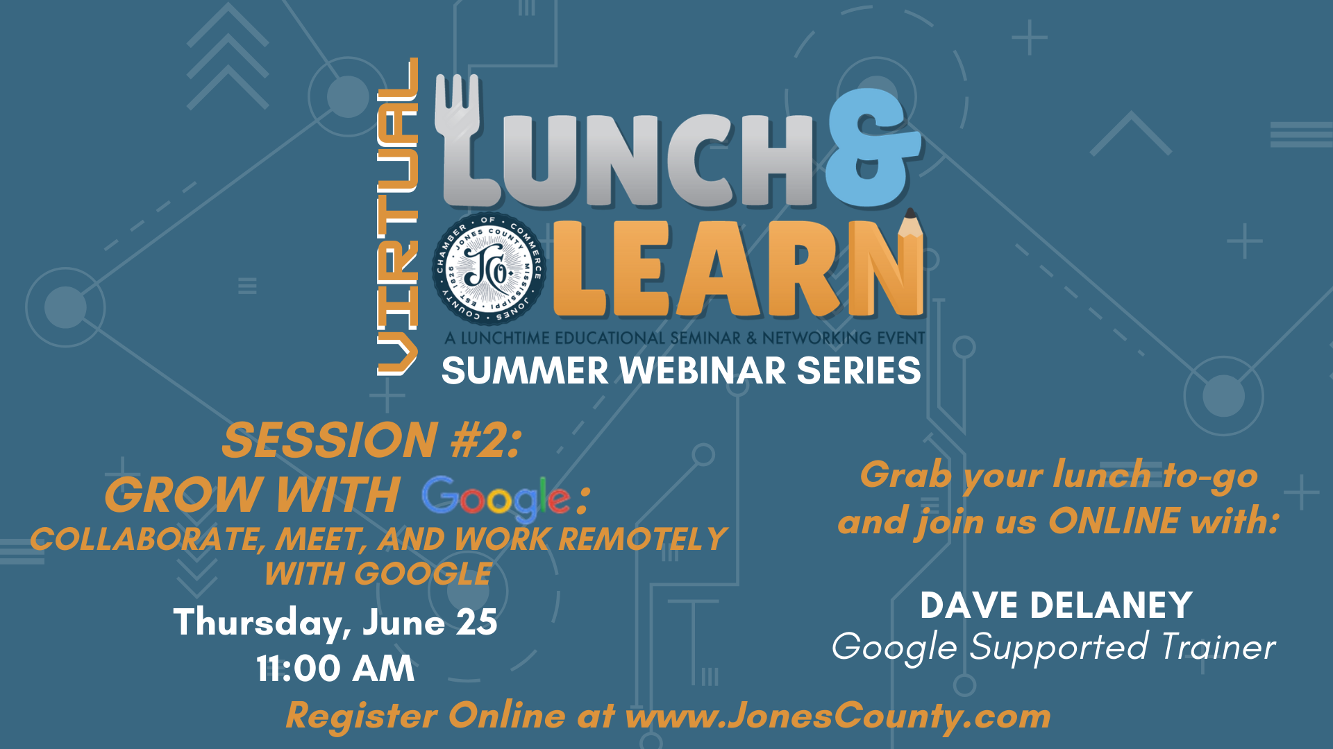 The City of Laurel, Grow with Google Webinar – Small Business Resources!