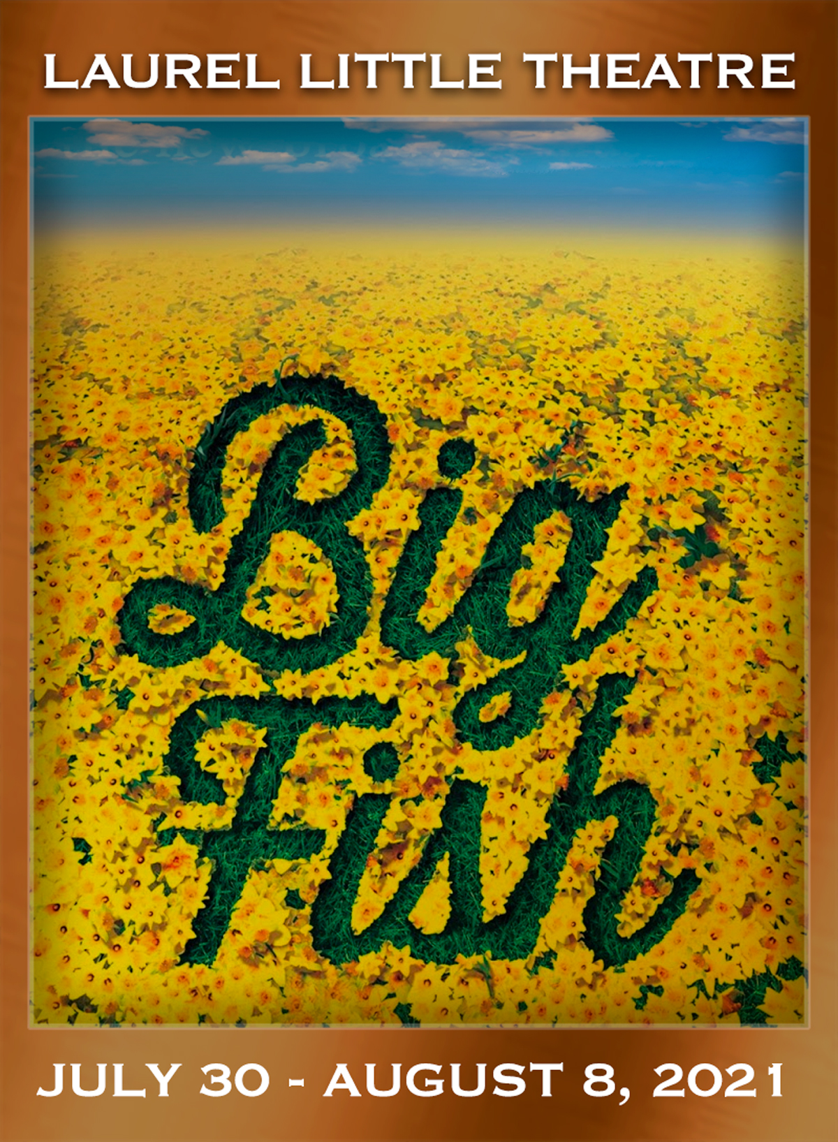 The City of Laurel, Big Fish Auditions