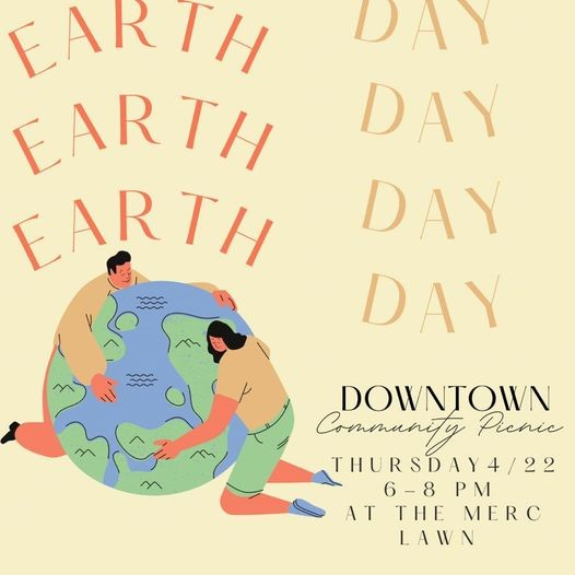 The City of Laurel, Earth Day Community Picnic