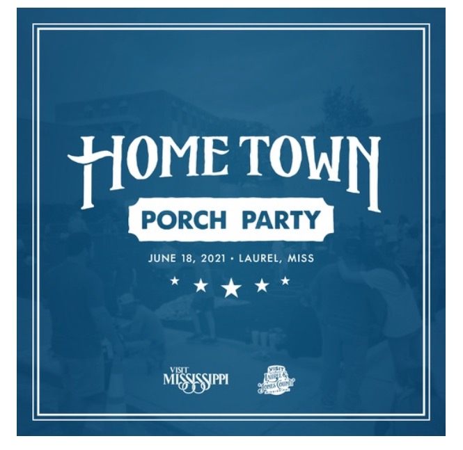 The City of Laurel, Home Town Porch Party